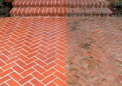 Čištění a mytí keramické dlažby 06