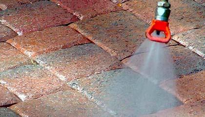 Údržba a úklid dlažby